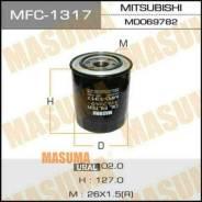 Фильтр масляный C-306 Masuma Masuma MFC1317 MFC1317