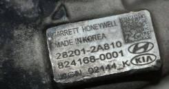 Турбина (турбокомпрессор) D4FD Hyundai / Kia Sonata, Tucson, i40, Carens, Optima, Sportage 282012A810