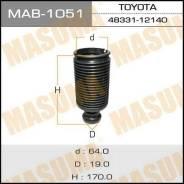 Пыльник стоек Masuma MAB1051 MAB1051
