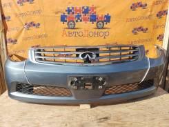Бампер Nissan, Infiniti, передний