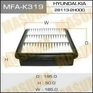Фильтр воздушный Masuma MFAK319 MFAK319