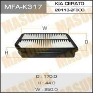 Фильтр воздушный Masuma MFAK317 MFAK317