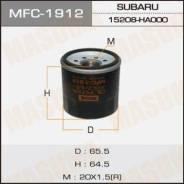 Фильтр масляный Masuma MFC1912 MFC1912