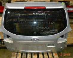 Дверь багажника со стеклом Hyundai Santa Fe II