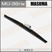 Дворник задний зимний универсальное крепление, 400мм Masuma MU36RW