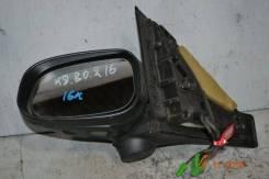 Зеркало левое электрическое Volvo S80 II [31297602] 31297602
