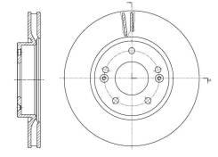 Диск тормозной вентилируемый G-brake GR21114 GR21114