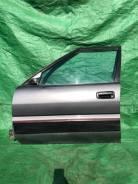 Дверь Toyota Carib 1991 левая передняя AE95