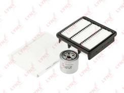 Комплект фильтров для ТО LYNXauto LK3019