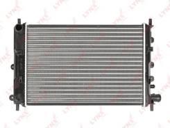Радиатор охлаждения сборный LYNXauto RM2102 RM2102