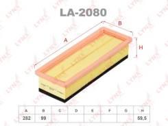 Фильтр воздушный LYNXauto LA2080 LA2080