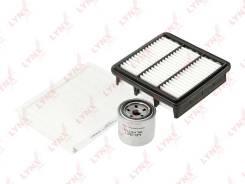 Комплект фильтров для ТО | LYNXauto LK3019 | [LK3019]