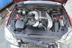 Swap Двигатель 2Grfse + Charger Tom`s T. Crown TOM`S [Leks-Auto 481]