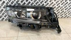 Фара передняя правая RH Оригинал Б/У для Land Cruiser Prado