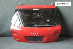 Дверь 5-я Audi A3, задняя