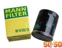 Фильтр масляный W610/3 MANN-Filter
