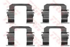 Установочный комплект задних колодок Trooper III UBS26 B A Sport Trooper II A Bighorn III Bighorn II A, 5, MWL4 B 6B [pfk390] PFK390