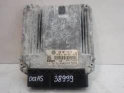 Блок управления двигателем Skoda Octavia (A5 1Z-) 2004-2013 1Z0907115D