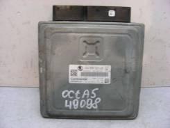Блок управления двигателем Skoda Octavia (A5 1Z-) 2004-2013, Skoda Superb 2008-2015 03L906023LQ