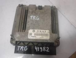 Блок управления двигателем VW Touareg 2002-2010 070906016DG