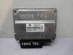 Блок управления раздаточной коробкой VW Touareg 2002-2010 0AD927755AB