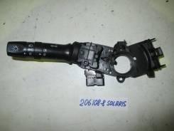 Переключатель подрулевой поворотников [934101R521] для Hyundai Accent IV, Hyundai Solaris I, Kia Rio III [арт. 206108-8] 934101R521