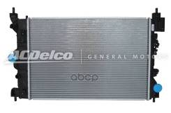 Радиатор Двигателя ACDelco арт. 19372115 19372115