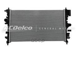 Радиатор Охлаждения Двигателя 19372113 ACDelco арт. 19372113 Acdelco 19372113