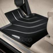 Комплект Резиновых Автомобильных Ковриков Передние Черные Bmw Х5 F15, X6 F16 BMW арт. 51472458439