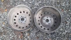 Диск колесный штамповка R15 Geely Emgrand 5x114.3 45 15x6.0 [106400101901]