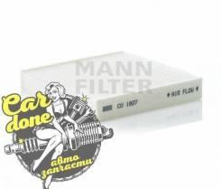 Фильтр салона MANN-Filter CU1827 CU1827