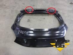 Дверь багажника без стекла (новая) (9672664480) Peugeot 208 с 2012г