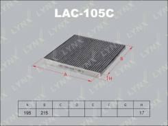 Фильтр салонный угольный LYNXauto LAC105C LAC105C