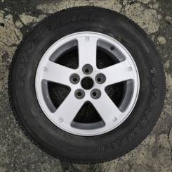 Новое колесо Toyo 215/70 R16 с диском Mitsubishi запаска