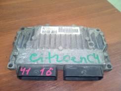 Блок управления АКПП Citroen C4 2006 [9661983980] TU5 1.6 9661983980