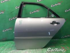 Дверь задняя левая Цвет-1C0 Mark II GX115 1GFE (55т. км) [Cartune] 1023