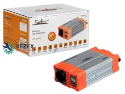 Инвертор 12В-220В, 500 Вт AIRLINE API40003