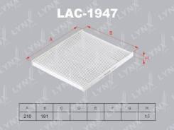 Фильтр салонный LYNXauto LAC1947 LAC1947