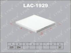 Фильтр салонный LYNXauto LAC1929 LAC1929
