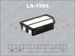Фильтр воздушный LYNXauto LA1904 LA1904