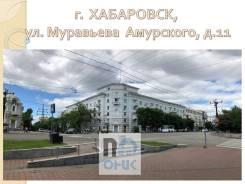 4-комнатная, улица Муравьёва-Амурского 11. Центральный, агентство, 87,3кв.м.