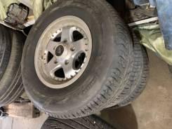 Продам колёса R16/265/70