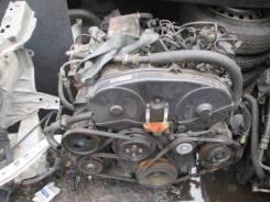 Контрактный двигатель 4D68T 4wd в сборе