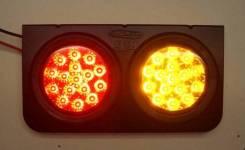 Стоп сигнал (фонарь задний) Фонари задние грузовика, прицепа ZJGB602