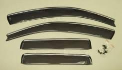Ветровики (дефлекторы боковых окон) Mazda Demio DEMIO0106