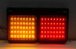 Стоп сигнал (фонарь задний) Фонари задние грузовика, прицепа 2141911