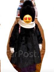 Продаю детскую норковую шубку. Рост: 80-86, 86-92, 92-98 см