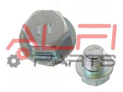 Болт Слива Масла M14 X 1.5 Hyundai Solaris 10-, Creta; Kia Rio 11-; Mitsubishi Alfi Parts ALFI Parts арт. WW1082