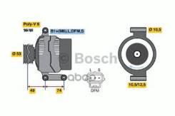 Генератор! 105a Ford Transit 2.0 Di/Tdci 00-06 Bosch арт. 0986042790 0 986 042 790_