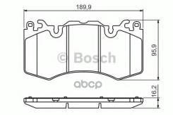 Колодки Тормозные Передние Bosch арт. 0986494440 0986494440 Bosch 0986494440